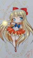 Sailor Venus by Morbid-Seraphim