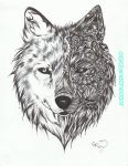 The Magnification Process - Wolf by GR2andCheddar