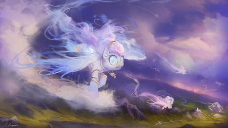 The Ancients of Wind by Huussii