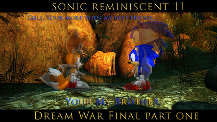 Sonic The Hedgehog Reminiscent 11 Poster by shadow759