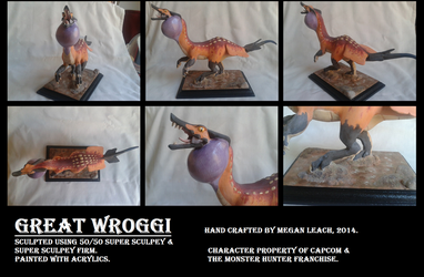 The Great Wroggi by Blazibaby
