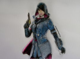 Evie Frye - Assassin's Creed: Syndicate by Scutum20