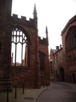 Old Street Coventry 4 by BlissStock