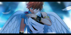 Kid Icarus Pit by DiKnow