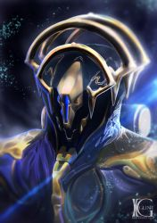 Frost Prime by Kevin-Glint