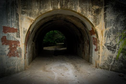 Stock Tunnel by systmdamage