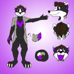 Doctor Badger Ref by Cane-McKeyton