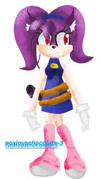 My Sonic Fc Design by Noxiouschocolate-3