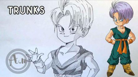 Trunks-kid by Yannsmk