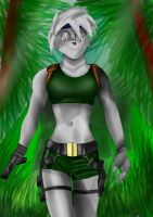 Irna Lidien the Tomb Raider by WilliamTheEarth