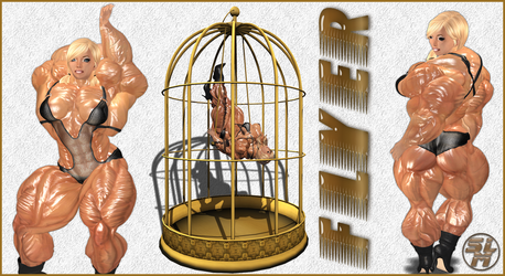 CAGED by SLMUSCLE
