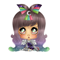 {AT} Galactic Angel {+speedpaint} by LadyWhinesAlot
