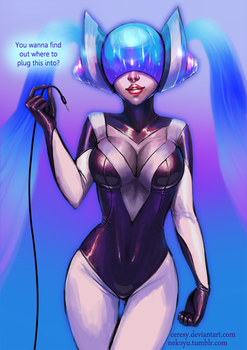 DJ Sona by Ceresy