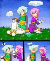 Aeolus and Raisa in date X3 by Lady2011