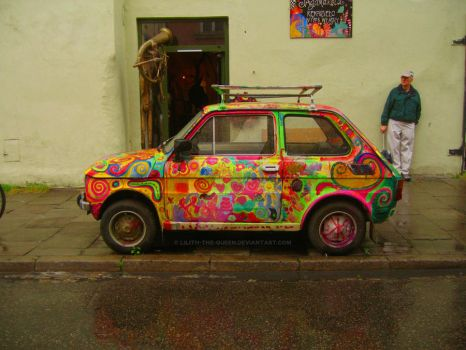 let's get hippie in krakow by lilith-the-queen