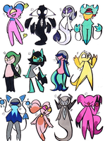 Celebration Adopts (5/12 OPEN) by Fallout-Of-The-South