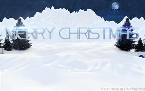 Merry Christmas by N3xS