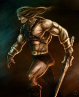 He-Man by TomallicA