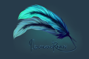 Feathers by MischievousRaven