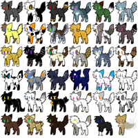 Oh look adopts 23/36 are open by DisMudd