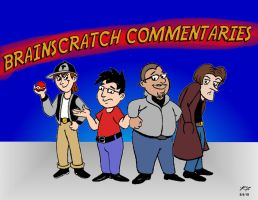 BrainScratch: The Animated Series by PeterSFay