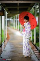 Sandy in Yukata3 by paten