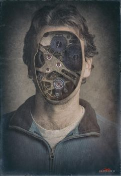 Losing Face - by Christopher Germano by christopher-g