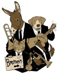 To Bremen for Fame by DenisM79