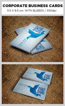 Corporate Business Cards by alin0090