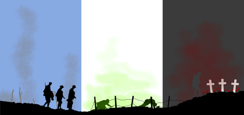 First World War Thing by Abominablyme