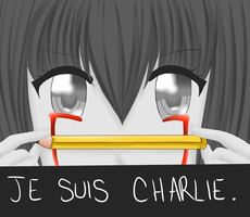Je suis Charlie by YukirinSims