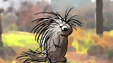Porcupine by AwakeNight