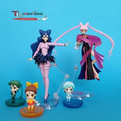 Sailor Moon Custom Figuarts - Koan by zelu1984