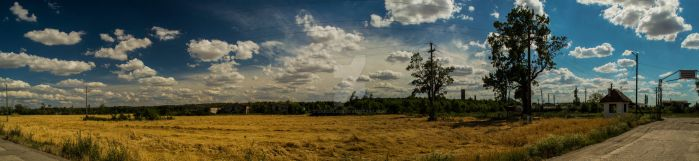 Panoramic SUMMER by daedalus4