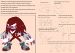 -CE- WereKnuckles Reference by SQuietSonamy
