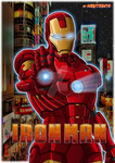 Final IronMan Marvel+Japanime Coloring by Naruttebayo67