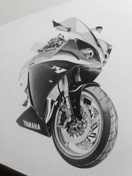 WIP - MOTORCYCLE by MAUZIS