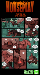 Apocalyptic Horseplay - CH6 Ep8 by Boredman