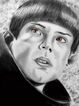 Curious Spock by Karlina101