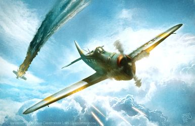P-47 Thunderbolt by Ryan Lord by RyanLord