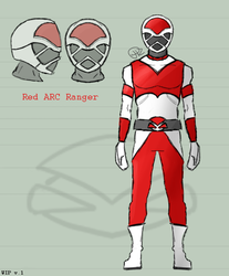 ARC Red - WIP_1 by PhZN