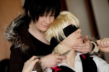 DRRR - I LO-HATE Shizuo by kayleighloire