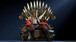Tf2 of Thrones by daesdemona