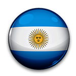 Argentina badge by SrkiStrasni