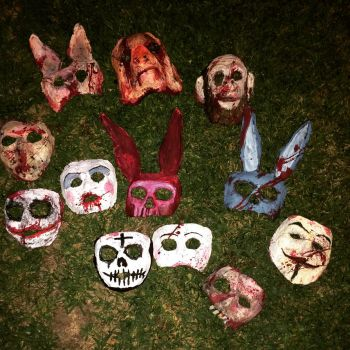 Getting ready for the purge by DeathDealerCA1