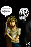 Silence - Pewdiepie by masayo11