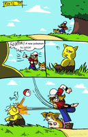 HG Nuzlocke : 63 by SaintsSister47