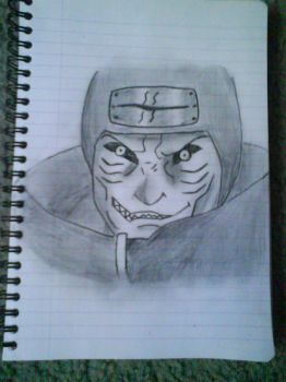 kisame by redelectric90