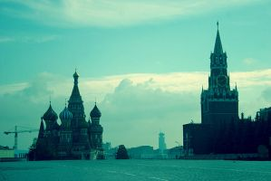 Red Square by Beatbird