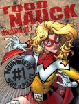 Nauck Sketchbook Vol.1 Cover by ToddNauck